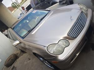 Mercedes-Benz C240 2002 Gold   Cars for sale in Lagos State, Ikeja