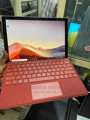 Microsoft Surface Pro 7 128 GB Red   Tablets for sale in Lagos State, Ikeja