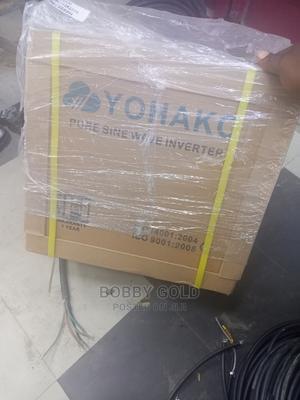 YOHAKO 5kva/24v Inverter | Solar Energy for sale in Lagos State, Ajah