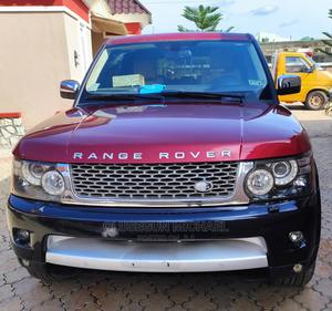 Land Rover Range Rover Sport 2010 Red | Cars for sale in Lagos State, Magodo