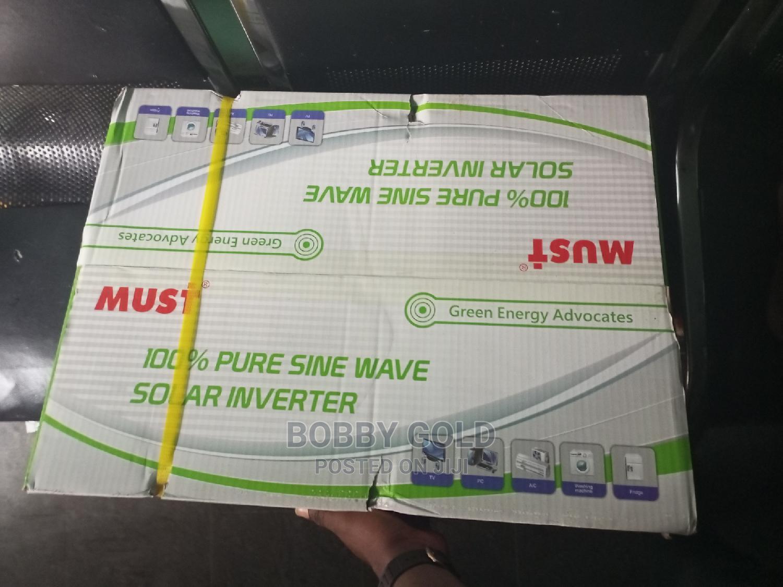 5kva /48v Must Hybrid Inverter | Solar Energy for sale in Lekki, Lagos State, Nigeria