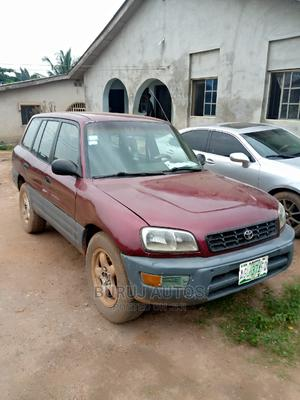 Toyota RAV4 2000 Automatic Red | Cars for sale in Lagos State, Oshodi