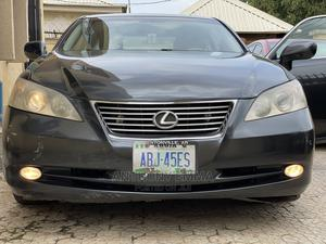 Lexus ES 2008 350 Gray | Cars for sale in Abuja (FCT) State, Wuse