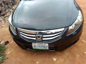 Honda Accord 2009 2.4 EX Black | Cars for sale in Abuja (FCT) State, Jahi