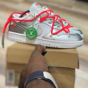 Off White X Nike Dunk Low   Shoes for sale in Lagos State, Ajah