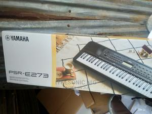 Yamaha Keyboard PSR E273   Musical Instruments & Gear for sale in Lagos State, Ojo