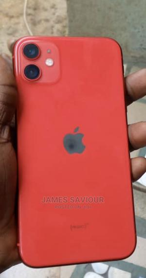 Apple iPhone 11 64 GB Red   Mobile Phones for sale in Akwa Ibom State, Uyo