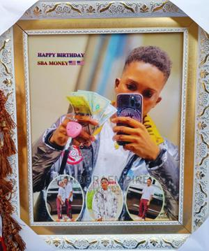 Classy White Gold Frame | Photography & Video Services for sale in Rivers State, Port-Harcourt