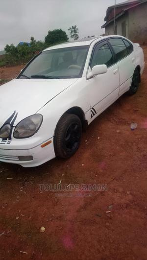 Lexus GS 2003 White   Cars for sale in Kwara State, Offa