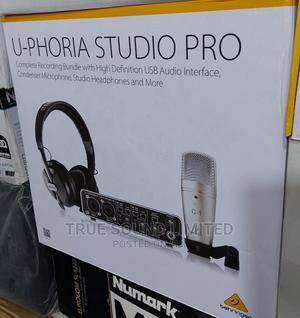 Behringer U-Phoria Studio Pro   Audio & Music Equipment for sale in Abuja (FCT) State, Wuse