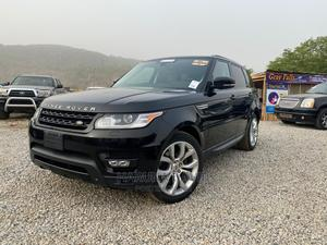 Land Rover Range Rover Sport 2014 HSE 4x4 (3.0L 6cyl 8A) Black | Cars for sale in Abuja (FCT) State, Central Business Dis