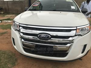 Ford Edge 2011 SE 4dr FWD (3.5L 6cyl 6A) White | Cars for sale in Kwara State, Ilorin South