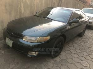 Toyota Solara 2001 Green   Cars for sale in Lagos State, Yaba