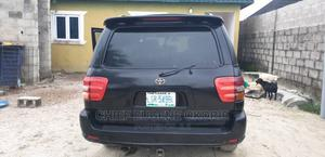Toyota Sequoia 2003 Gray | Cars for sale in Lagos State, Ibeju