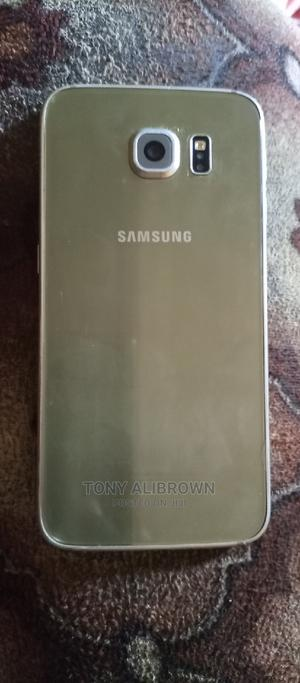 Samsung Galaxy S6 32 GB Gold   Mobile Phones for sale in Lagos State, Ikotun/Igando