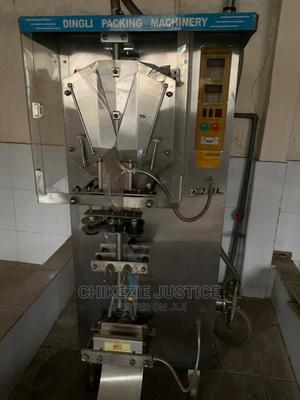 Dingli Water and Juice Satchel Packaging Machine | Manufacturing Equipment for sale in Imo State, Owerri