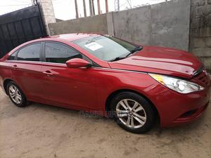 Hyundai Sonata 2012 Red   Cars for sale in Lagos State, Ajah