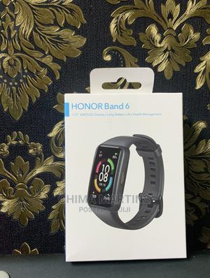 Honor Band 6 - Meteorite Black | Smart Watches & Trackers for sale in Lagos State, Ikeja