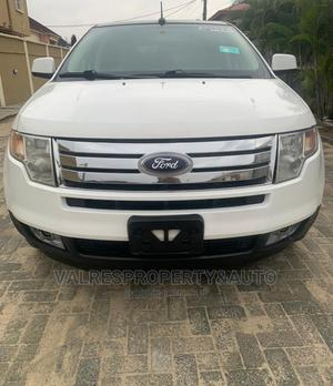 Ford Edge 2010 White | Cars for sale in Lagos State, Ajah
