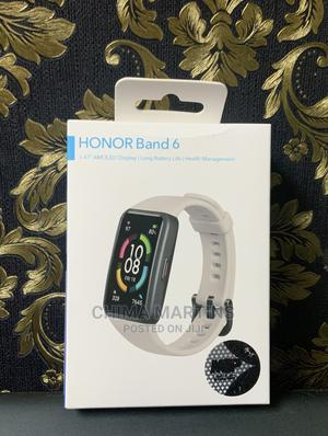 Honor Band 6 - Sandstone Grey | Accessories for Mobile Phones & Tablets for sale in Lagos State, Ikeja