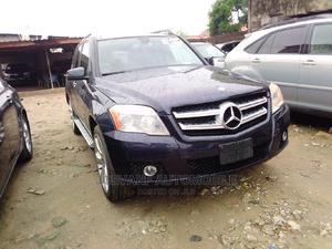 Mercedes-Benz GLK-Class 2010 350 4MATIC Blue | Cars for sale in Lagos State, Amuwo-Odofin