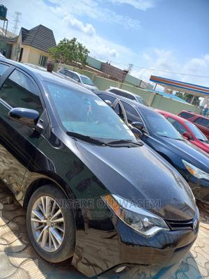 Toyota Corolla 2015 Black | Cars for sale in Lagos State, Ikorodu