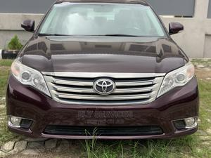 Toyota Avalon 2011 Purple   Cars for sale in Lagos State, Amuwo-Odofin