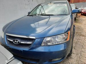 Hyundai Sonata 2008 Blue | Cars for sale in Lagos State, Ikeja