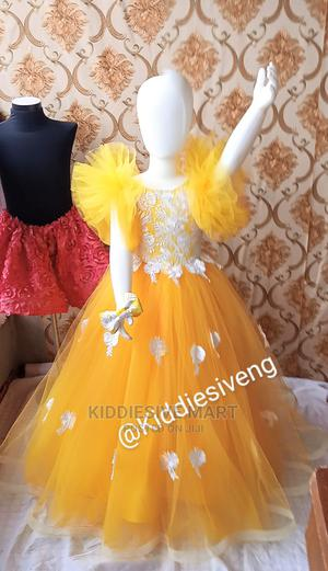 Sunshine Ball Dress | Children's Clothing for sale in Lagos State, Ipaja