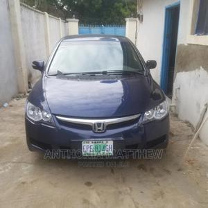 Honda Civic 2009 1.8 Blue   Cars for sale in Abuja (FCT) State, Gwagwalada