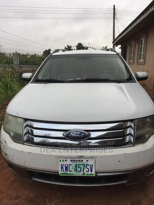 Ford Taurus 2009 SEL AWD White | Cars for sale in Edo State, Benin City