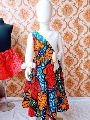 Ankara Dress | Children's Clothing for sale in Lagos State, Ipaja