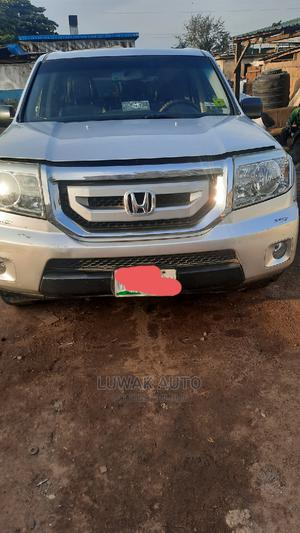Honda Pilot 2009 Blue | Cars for sale in Lagos State, Agege