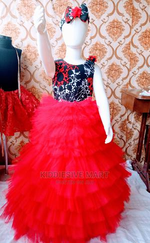 Princess Tier Dress | Children's Clothing for sale in Lagos State, Ipaja
