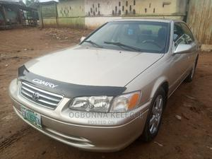 Toyota Camry 2001 Gold   Cars for sale in Abia State, Umuahia