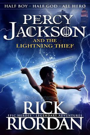 Rick Riordan_percy Jackson ( and the Lighting Thief) | Books & Games for sale in Lagos State, Ajah