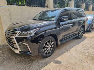 Lexus LX 2018 570 (5 Seats) AWD Black   Cars for sale in Abuja (FCT) State, Gwarinpa