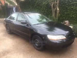 Honda Accord 1999 Black | Cars for sale in Lagos State, Alimosho