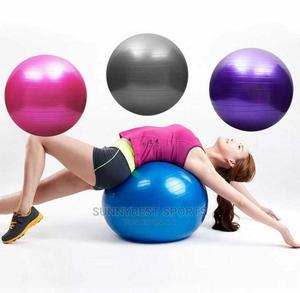 Gym Ball 65cm and 75cm and 80cm | Sports Equipment for sale in Lagos State, Surulere
