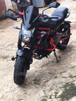 Kawasaki Bike 2012 Black | Motorcycles & Scooters for sale in Lagos State, Ikorodu