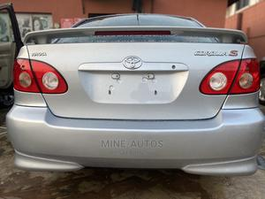 Toyota Corolla 2006 S Silver | Cars for sale in Lagos State, Ikeja