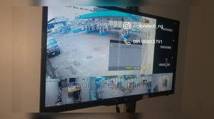 Cctv in a Filling Station With Mobile View | Security & Surveillance for sale in Imo State, Owerri
