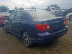 Toyota Corolla 2006 CE Blue | Cars for sale in Abuja (FCT) State, Central Business Dis