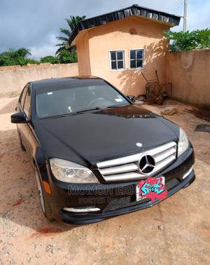 Mercedes-Benz C300 2010 Black | Cars for sale in Edo State, Ekpoma
