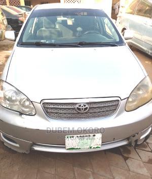 Toyota Corolla 2005 Sedan Automatic Silver | Cars for sale in Abuja (FCT) State, Nyanya