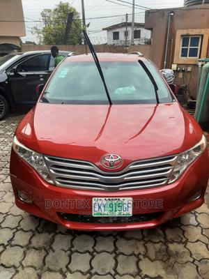 Toyota Venza 2011 Red | Cars for sale in Lagos State, Agege