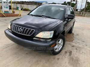 Lexus RX 2002 Black   Cars for sale in Lagos State, Alimosho