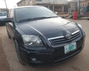 Toyota Avensis 2008 Black | Cars for sale in Lagos State, Ikeja