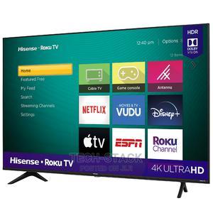 "Hisense 58"" A7100F Uhd TV | TV & DVD Equipment for sale in Lagos State, Oshodi"