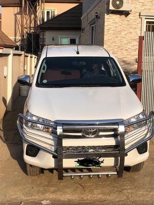 New Toyota Hilux 2020 White   Cars for sale in Abuja (FCT) State, Idu Industrial